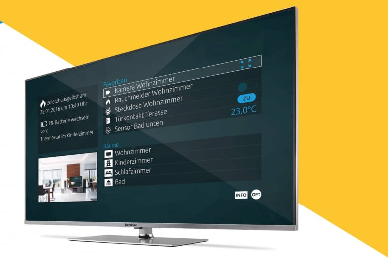Setzt sich der Fernseher als Hub durch?