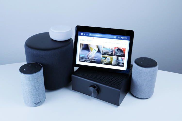 Amazon bietet viele Alexa-Devices, deren Preise und Soundqualität variieren