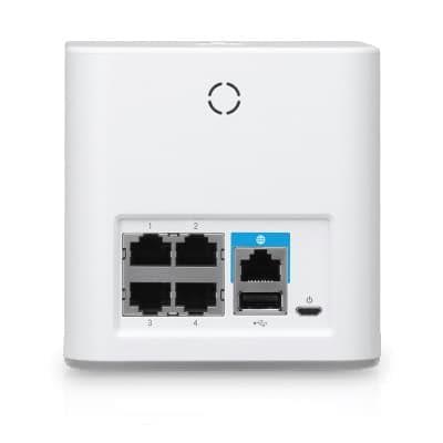 AmpliFi Wi-Fi Router System - Anschlüsse