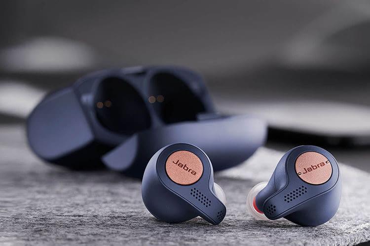 Die Alexa-In-Ear-Kopfhörer Jabra Elite Active 65t verfügen bereits über Bluetooth 5.0