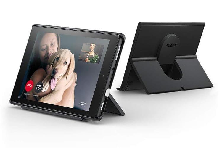 Tablet und Alexa Smart Display in einem Gerät vereint: Amazon Fire HD 8 plus Show-Modus-Ladedock