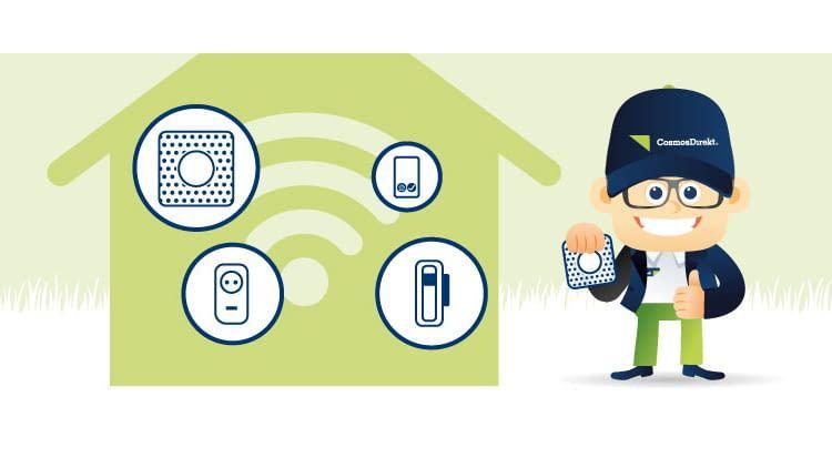 CosmosDirect hat sich entschlossen mit zwei beliebten Smart Home-Anbietern zu kooperieren