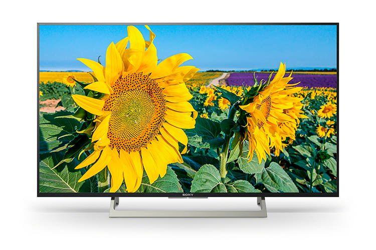 Sony BRAVIA 4K HDR TV XF80 ist ein Android TV mit integriertem Chromecast von Google