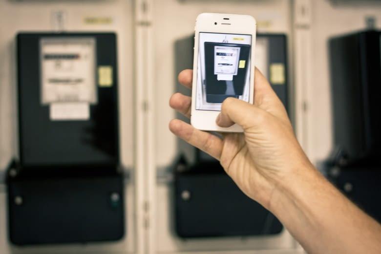 Einscannen, digitalisieren, exportieren - pixometer macht das Ablesen von Zählern erträglich