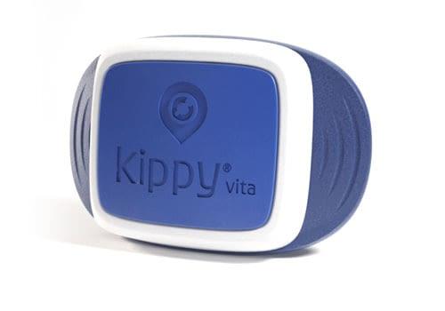 Kippy ist der erste Aktivitäts- und Ortungstracker in einem