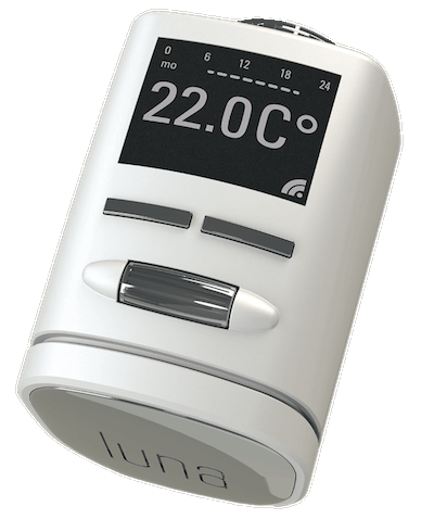 Der luna save Energiesparregler zum luna Smart Home System