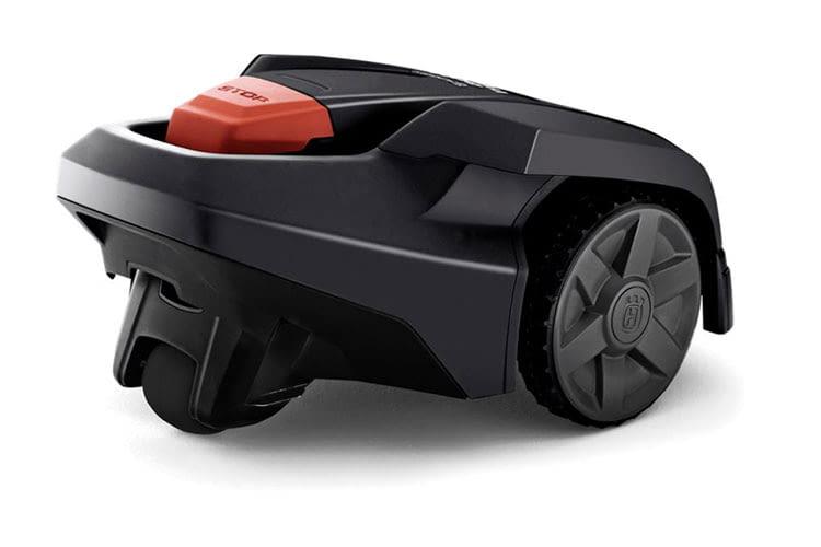 Husqvarna Automower 105 ist das Einsteigermodell in die Husqvarna Mähroboter-Welt