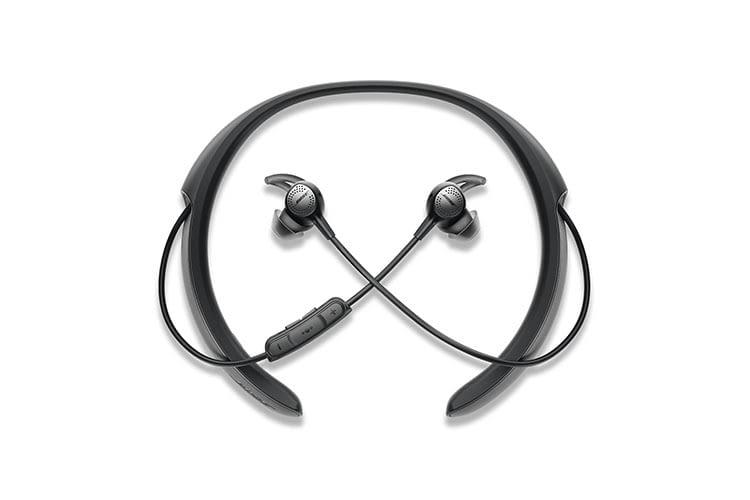Bose QuietControl 30 bietet ein ausgezeichnetes Active Noise Cancelling