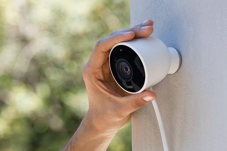 Nest Cam Outdoor - Die Außenkamera von Nest