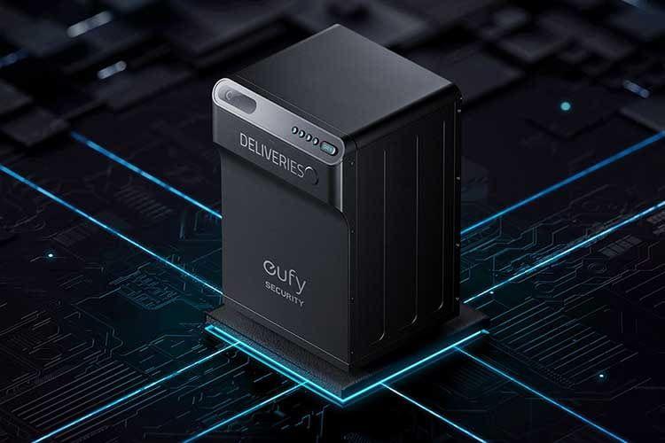 Eine Paketbox für alle, die Wert auf erhöhte Sicherheit legen: Anker eufy Smart Drop