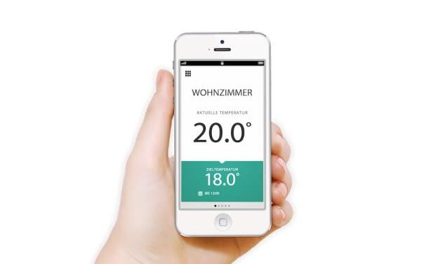 evohome Honeywell iPhone App