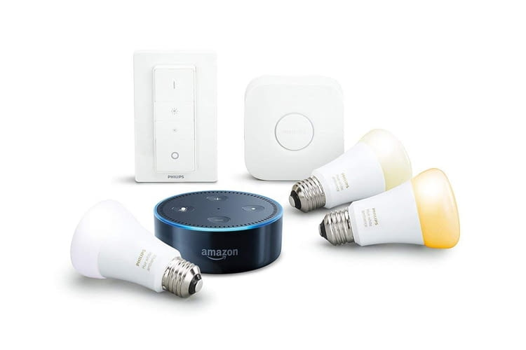 Die LEDs sind  für Leuchten mit E27-Lampenfassung geeignet und erreichen 2.200 bis 6.500 Kelvin