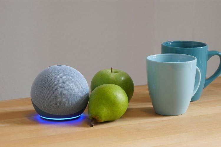 Essen bestellen funktioniert über Alexa Skills, Essen kochen hingegen noch nicht