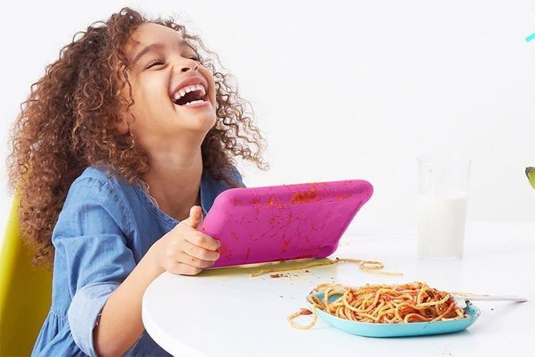 Amazon FreeTime Unlimited bietet kindgerechte Unterhaltung auf einem Fire Tablet Kids Edition