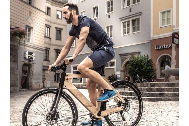 Die E-Bikes von My Esel bieten eine maximale Reichweite von 110 Kilometern