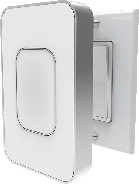 Abbildung - Switchmate Bluetooth Aufsatz für das Smart Home