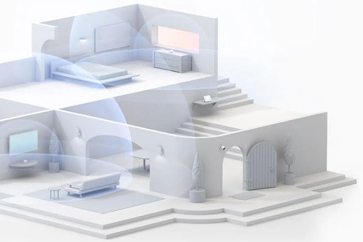 Einmal eingerichtet bietet Google Nest Wifi ein aufgespanntes Mesh Heimnetzwerk mit einem einheitlichen Netzwerknamen