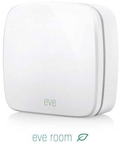Elgato eve room Sensor - Temperaturmessung und Luftqualität