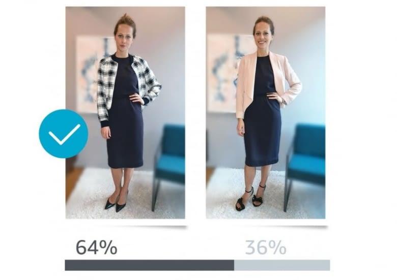 Ein Experte in Sachen Mode - Der Echo Look nutzt ausgeklügelte Algoritmen
