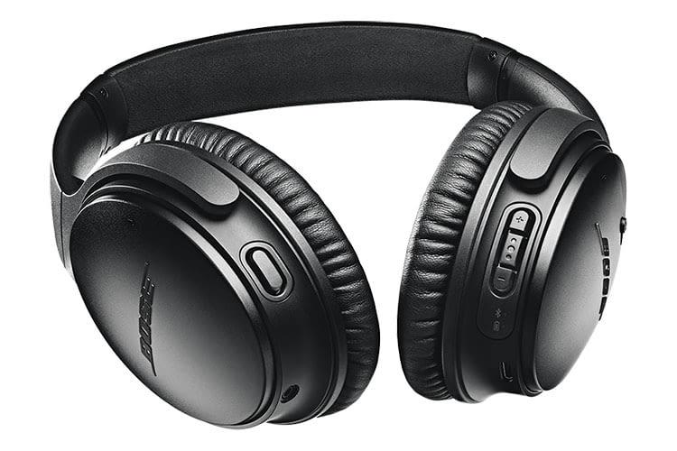 Bose QuietComfort 35 II sieht gut aus und unterdrückt Umgebungsgeräusche