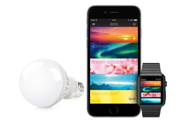 Die Elgato Avea Bulb ist HomeKit kompatibel