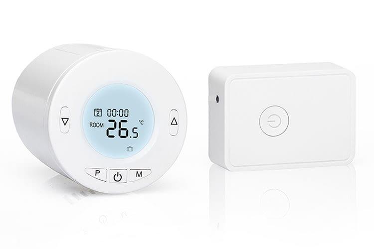 Meross bietet mit dem MTS100 Thermostat keine Stand-Alone-Lösung, sondern bietet ein Teil des eigenen Smart Home Systems