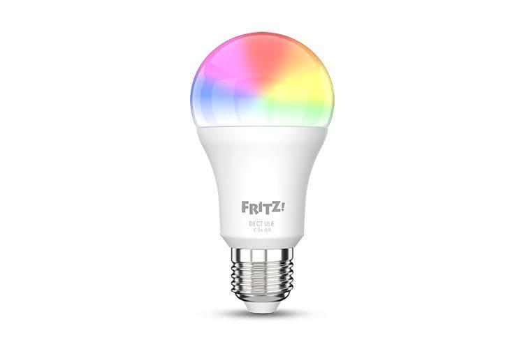 AVM bringt mit FRITZ!DECT 500 eine eigene farbige LED-Leuchte auf den Markt