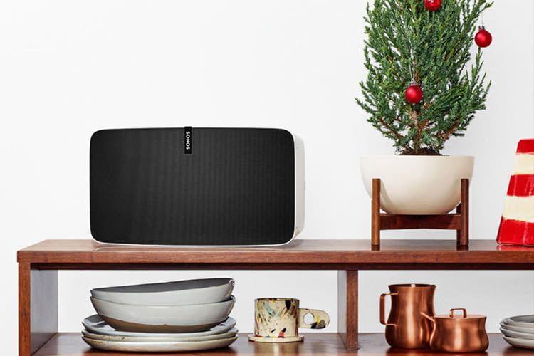 Die WLAN Multiroom Lautsprecher von Sonos braucht man nicht verstecken