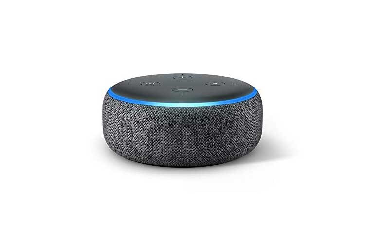 Amazon Echo Dot (3. Generation) bietet einen perfekten Smart Home-Einstieg