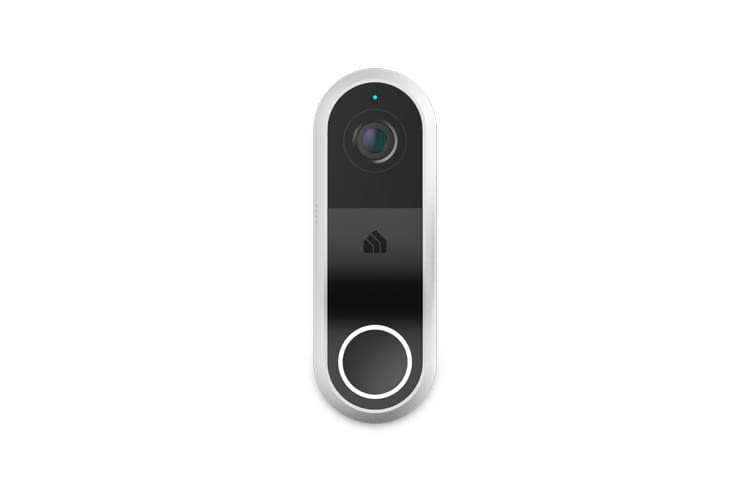 KD100 hat sowohl eine integrierte Kamera als auch 2-Wege Audio zu bieten