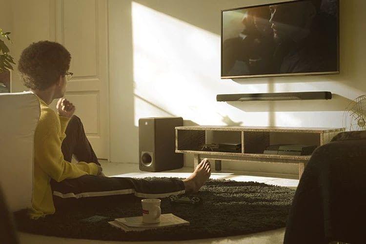 Perfekter Einstieg in die Welt der Soundbars: Yamaha YAS-207