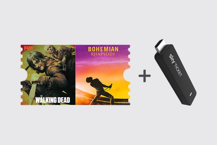 Der HD Stick ist mit einem Sport-, Film oder Serien Abo kombinierbar