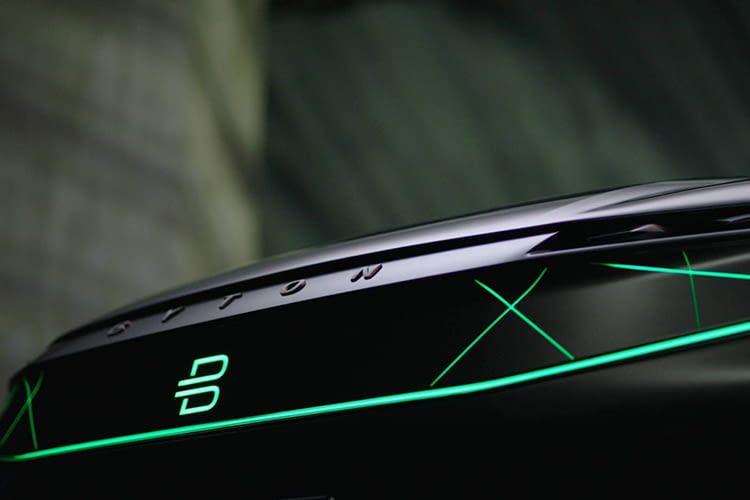 Das BYTON Elektroauto nutzt Gesichtserkennung, bevor es die Türen für den Fahrer entriegelt