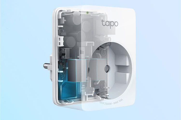 Hersteller TP-Link kann bei der technischen Ausstattung auf seine Erfahrungen mit TP-Link Steckdosen zurückgreifen