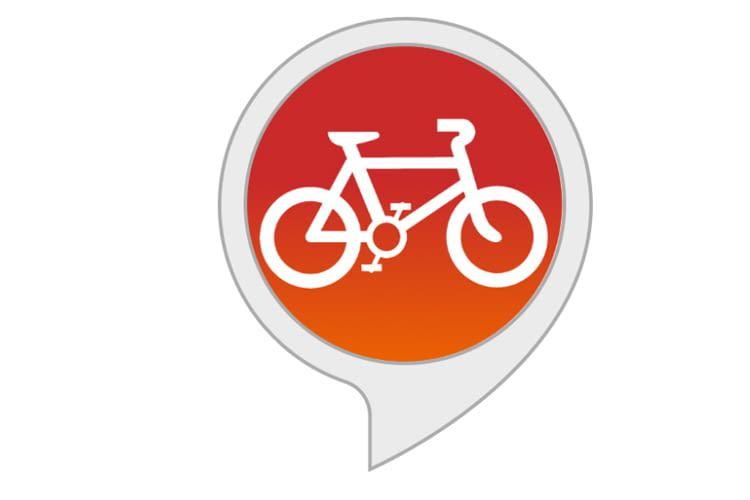 Mit dem Fahrrad Finder-Skill wird Alexa zur Leihrad-Vermittlerin