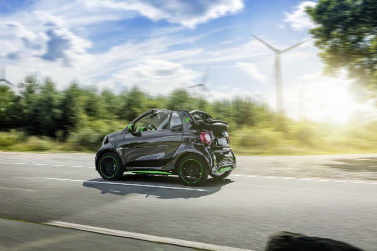 Microcars - der smart aus dem Hause Daimler hat sich im Straßenbild etabliert