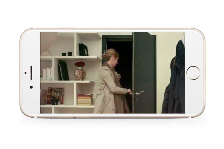 Wissen, was zuhause los ist. Mit Netatmo Smarte Innenkamera bleibt man per Live-Stream auf dem Laufenden