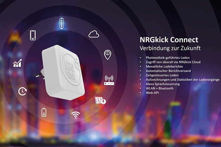 Das Ladekabel von NRGkick bietet zehnmal mehr Leistung als ein Notladekabel