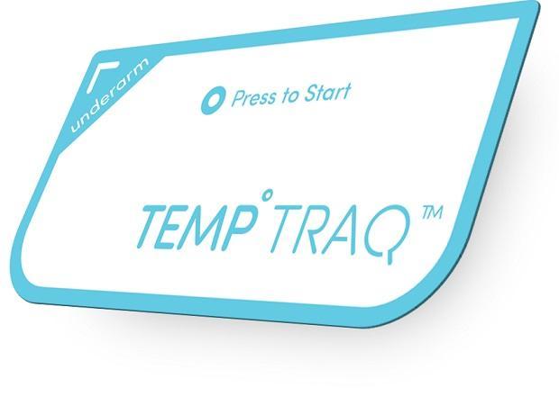 Stressfrei Fieber messen mit Temp Traq