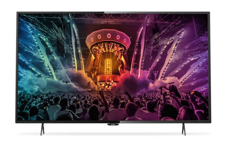 Details und Tiefe in 4K: Der Philips Smart TV 49 PUS6101 12