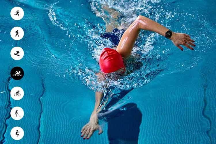 Viele Sportarten erkennt die Samsung Galaxy Watch 4 sogar automatisch