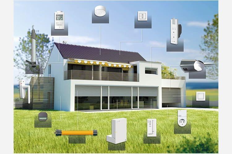Online stehen viele Schellenberg Smart Home Komponenten zur Auswahl