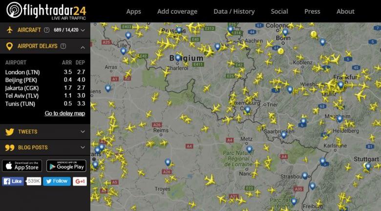 Für Vielflieger lohnt sich das Abo von Flightradar24 trotzdem