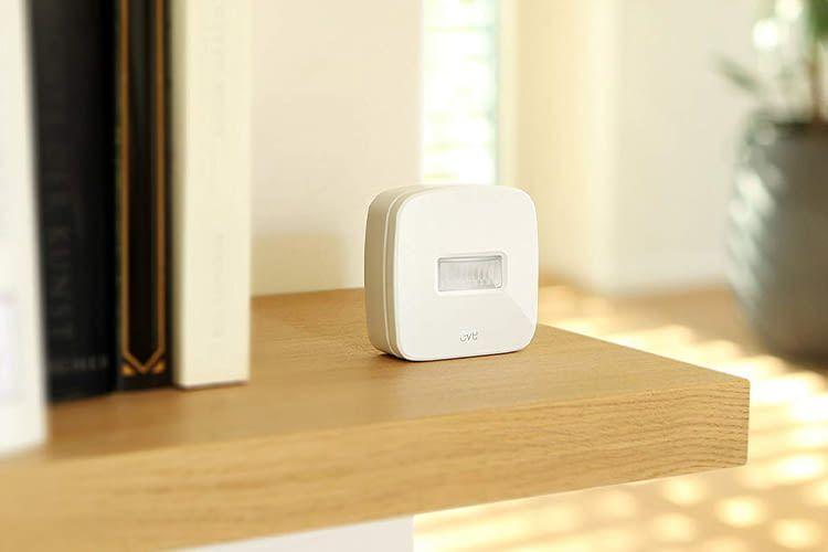 Eve Motion - der kabelloser Bewegungssensor mit Apple HomeKit-Zertifizierung