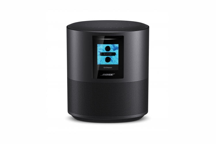 Bose Smart Home Speaker 500 mit Farb-LCD-Display und Stereo-Sound