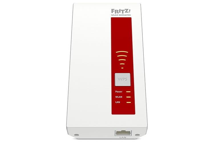 Der FRITZ!WLAN Repeater 1750E Mesh-Funktionalität