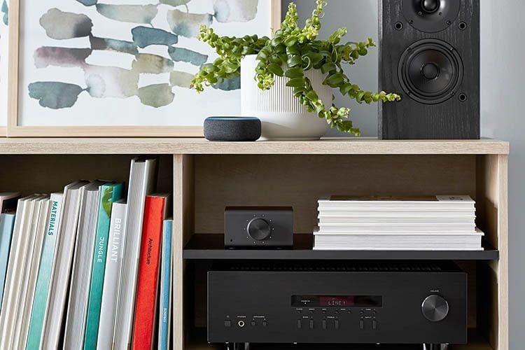 Demnächst im Steroanlagen-Rack: Amazon Echo Link
