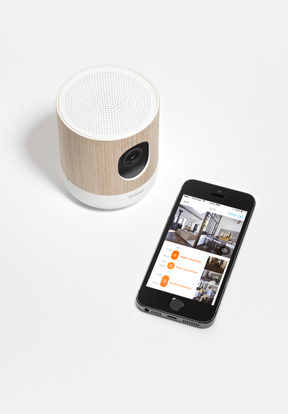 Withings Home mit iPhone