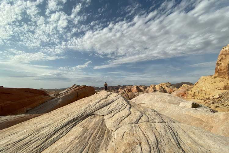 Im Ultraweitwinkel-Modus sind mit dem Apple iPhone 11 weitläufige Landschaftsaufnahmen möglich