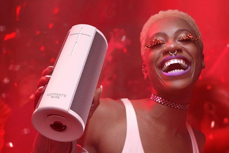 Macht gerne Party: Der Ultimate Ears MEGABLAST Bluetooth-Lautsprecher mit integrierter Alexa